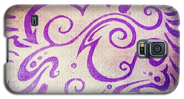 Cool Galaxy S5 Case - Imaginationartshop.com Doodle #sharpie by Mandy Shupp