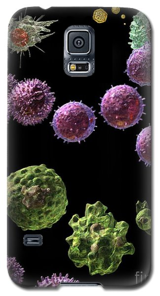 Immune Response Cytotoxic 2 Galaxy S5 Case