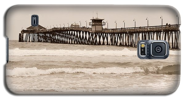 Galaxy S5 Case featuring the photograph Imperial Beach by Rima Biswas