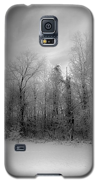 Impressionist Snow Galaxy S5 Case