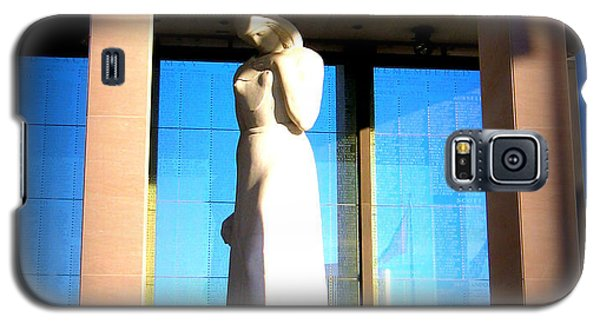 In Memory Of Galaxy S5 Case by Nancy Dole McGuigan