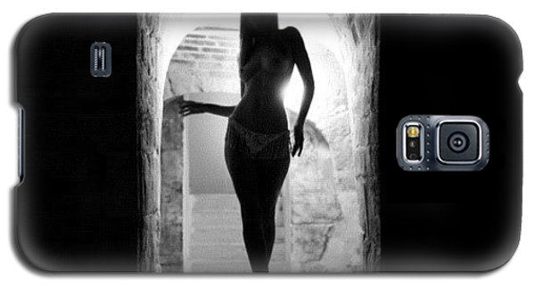 Nudes Galaxy S5 Case - In The Dark by Alexandre Stopnicki