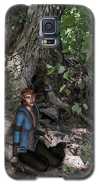 In The Wood Galaxy S5 Case