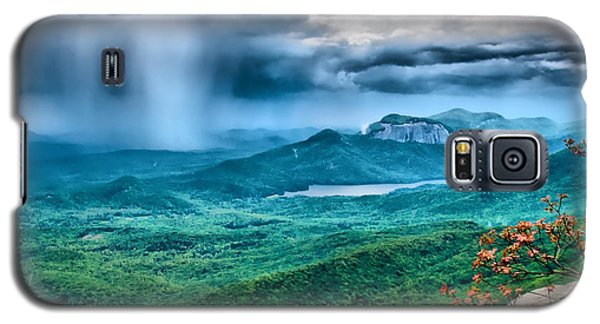 Galaxy S5 Case featuring the photograph Incoming Storm by Lynne Jenkins