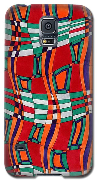 Indian Silk Galaxy S5 Case