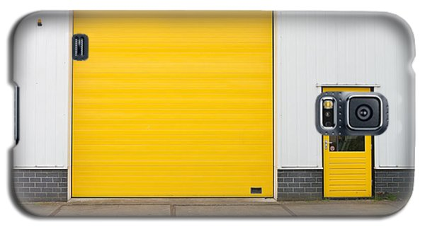 Industrial Warehouse Galaxy S5 Case by Hans Engbers