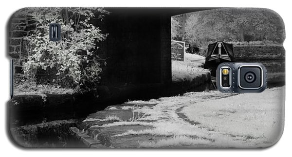 Infrared At Llangollen Canal Galaxy S5 Case