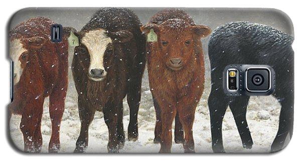 Inquisitive Calves Galaxy S5 Case