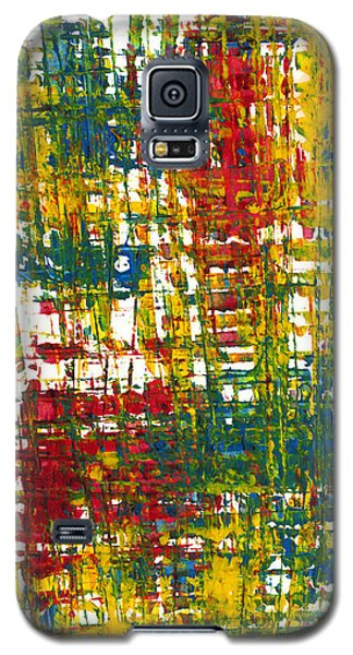 Inside My Garden II 162.110411  Galaxy S5 Case