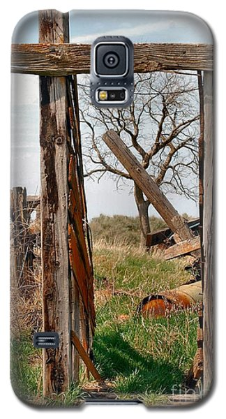 Into The Past Galaxy S5 Case
