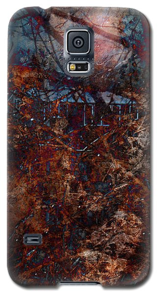 Into The Woods Galaxy S5 Case by James Barnes
