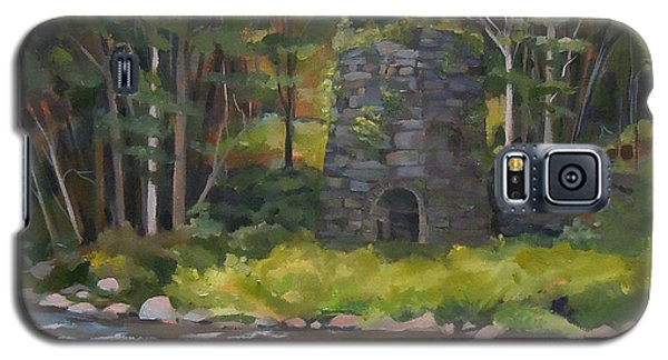 Iron Furnace Of Franconia New Hampshire Galaxy S5 Case