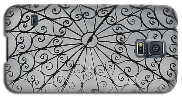 Iron Webbing Galaxy S5 Case by Nancy Dole McGuigan