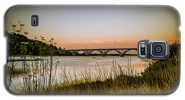 Galaxy S5 Case featuring the photograph Isaac Lee Patterson Bridge by Randy Wood