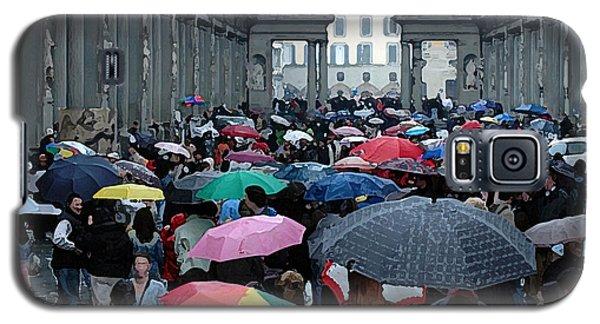 It Rains Galaxy S5 Case by Vivian Christopher