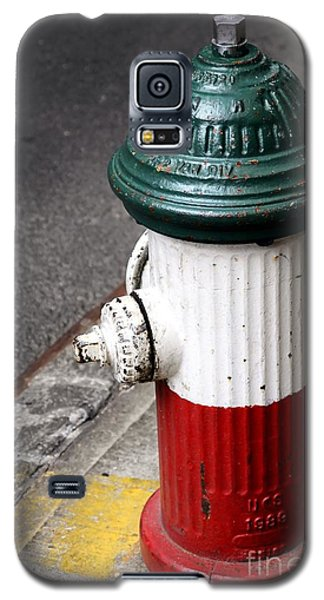 Italian Fire Hydrant Galaxy S5 Case by Sophie Vigneault