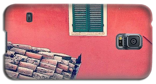 House Galaxy S5 Case - Italian Geometry #house #shutters by A Rey