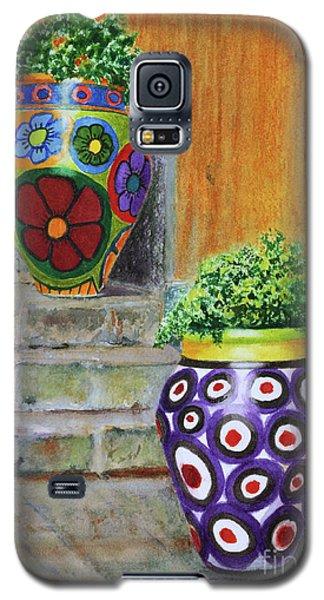 Italian Vases Galaxy S5 Case