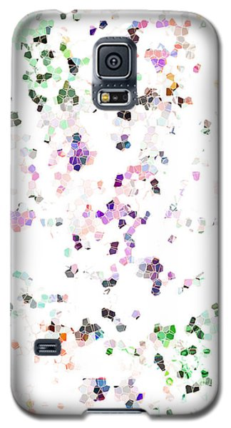 Galaxy S5 Case featuring the digital art It's A Mad World  by Steve Taylor
