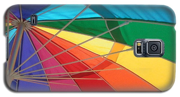 Galaxy S5 Case featuring the photograph It's A Rainbow by David Pantuso
