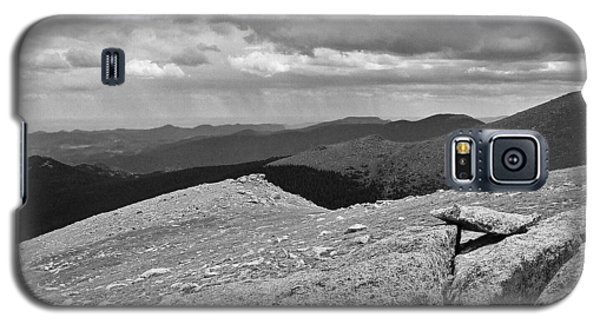 Galaxy S5 Case featuring the photograph It's Raining In The Distance by David Pantuso