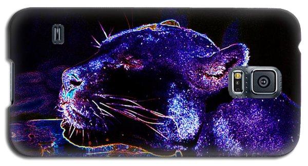 Jaguar Dreaming Your Tomorrow Galaxy S5 Case by Susanne Still
