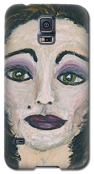 Jane Not Plain Galaxy S5 Case