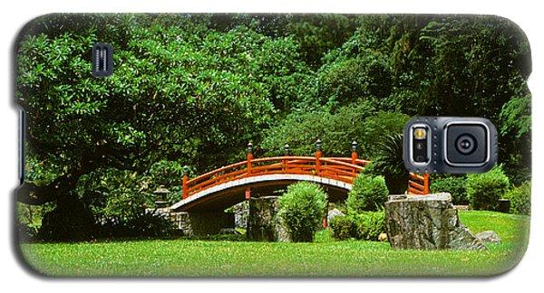 Japanese Garden Bridge 21m Galaxy S5 Case