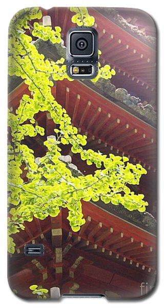 Japanese Tea Garden Galaxy S5 Case