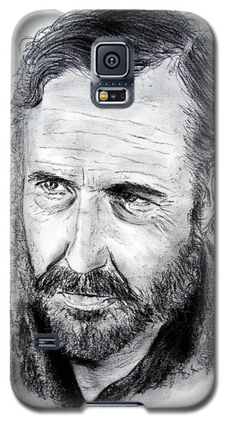 Jason Robards Galaxy S5 Case by Jim Fitzpatrick