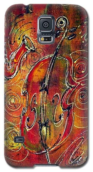 Jazz Galaxy S5 Case