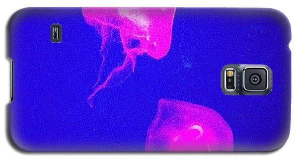 London2012 Galaxy S5 Case - Jelly Fish #londonaquarium #london by Jaylee James