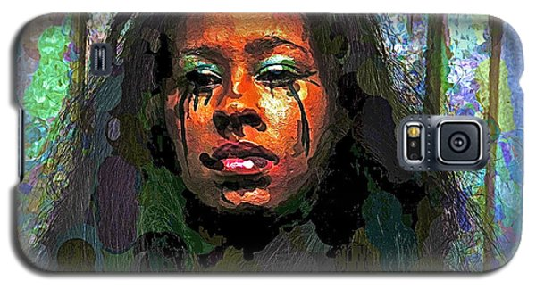 Galaxy S5 Case featuring the photograph Jemai by Alice Gipson