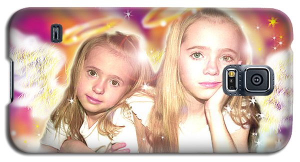 Jewell.angelic 2 Galaxy S5 Case
