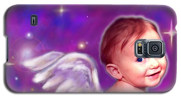 Jewell.angelic 3 Galaxy S5 Case by Nada Meeks