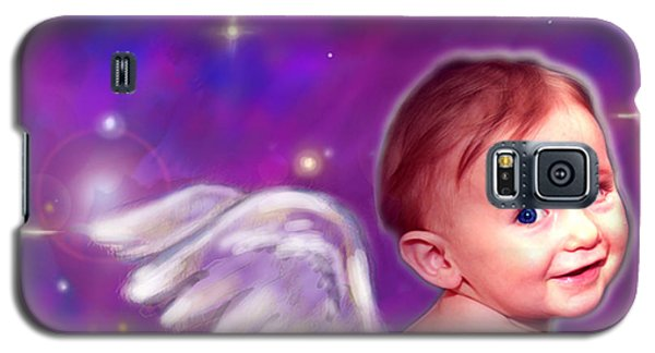 Jewell.angelic 3 Galaxy S5 Case
