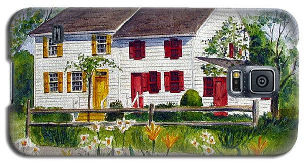 John Abbott House Galaxy S5 Case