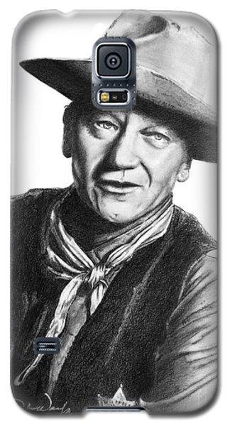 John Wayne  Sheriff Galaxy S5 Case