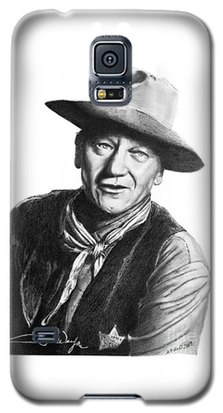 John Wayne  Sheriff Galaxy S5 Case