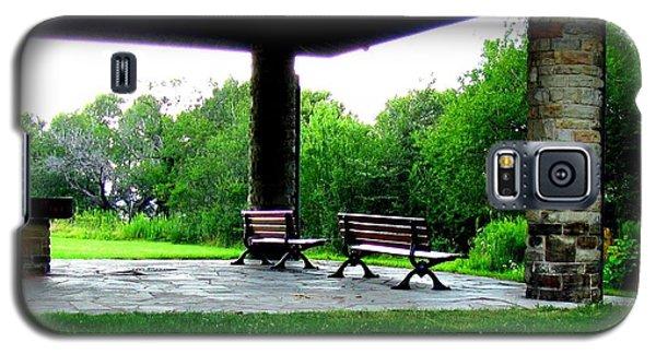 Galaxy S5 Case featuring the photograph Jollycut Park by Danielle  Parent