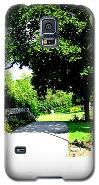 Galaxy S5 Case featuring the photograph Jollycut Park Walk by Danielle  Parent
