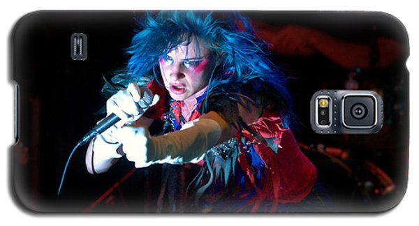 Galaxy S5 Case featuring the photograph Juliette Lewis by Jeff Ross