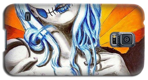 Nudes Galaxy S5 Case - June Dreaming Of December by Shayne  Bohner