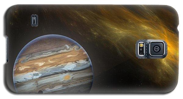Jupiter Galaxy S5 Case by Gordon Engebretson