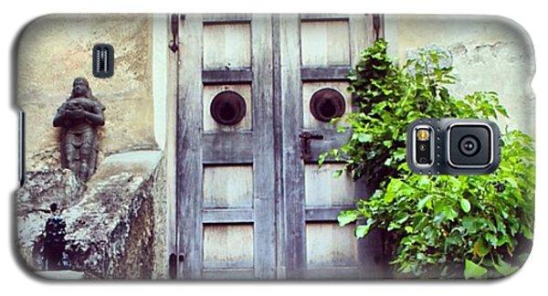 Fantasy Galaxy S5 Case - Juval Castle by Luisa Azzolini