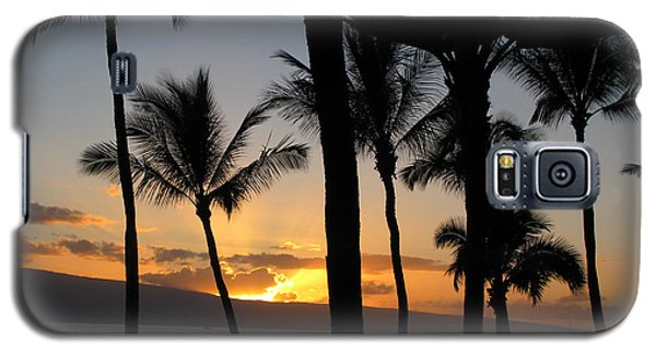 Ka'anapali Sunset Galaxy S5 Case