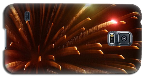 Kaboom Galaxy S5 Case by Wendy McKennon