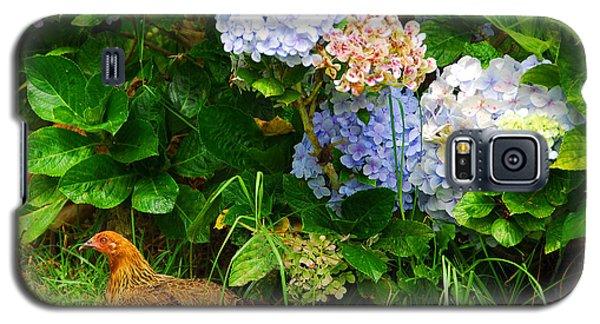 Kauai Wildlife Galaxy S5 Case by Lynn Bauer