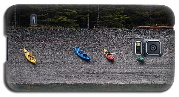 Kayak Shore Galaxy S5 Case