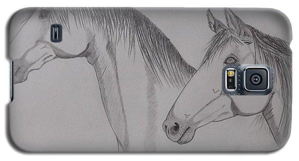 Keiger Mustangs Galaxy S5 Case